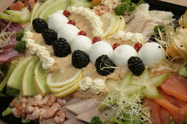 Luxe salade