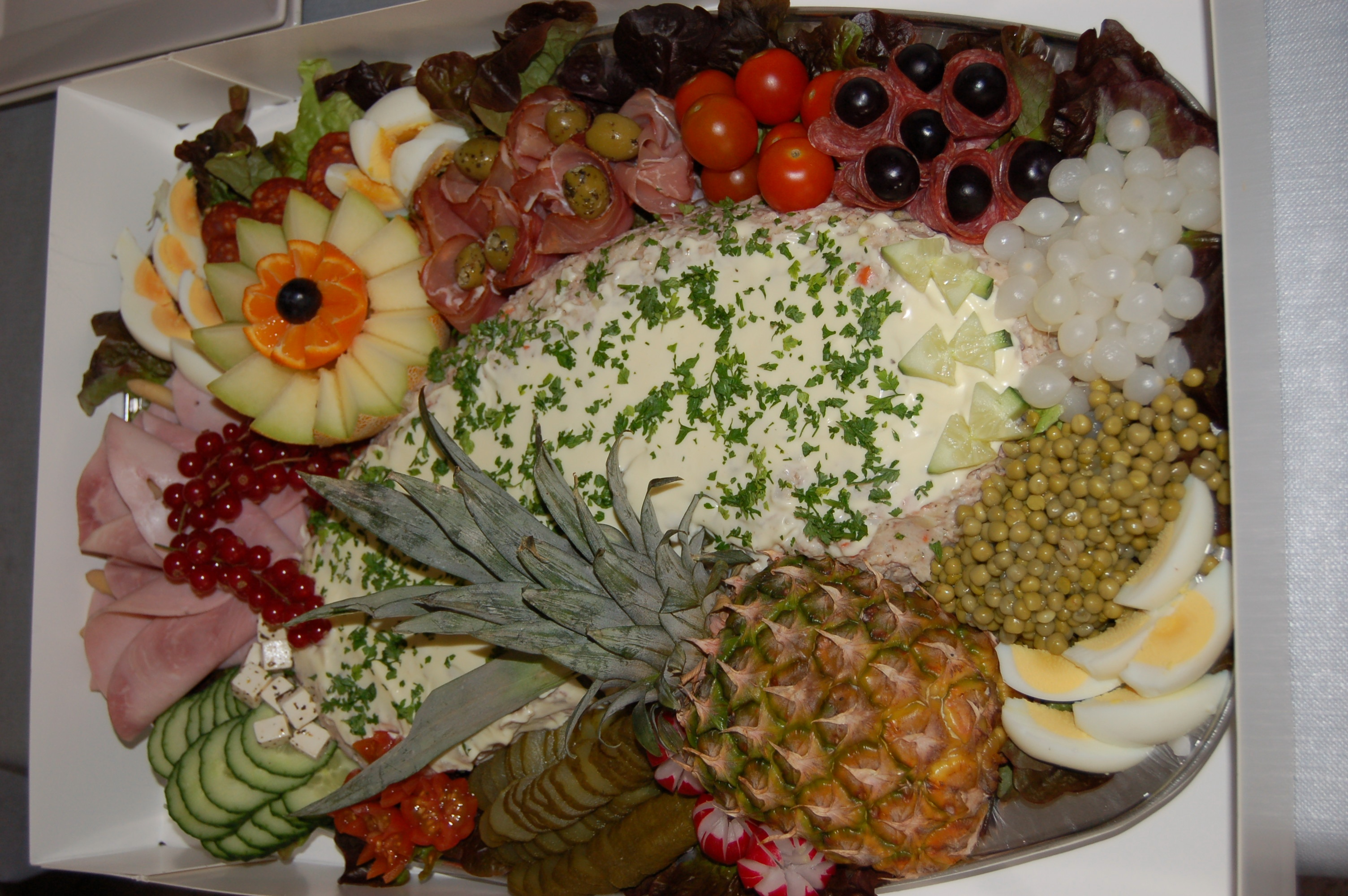 Luxe salade 2