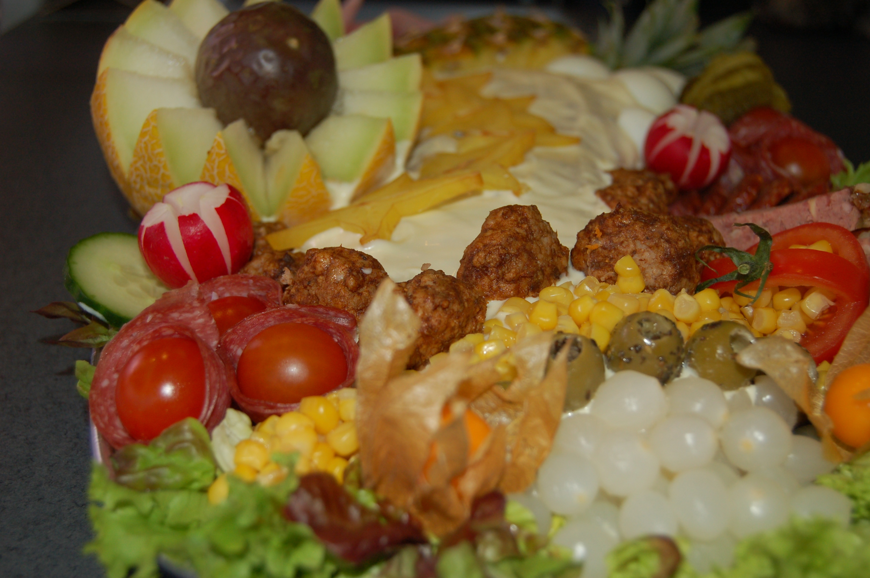 Luxe salade 4