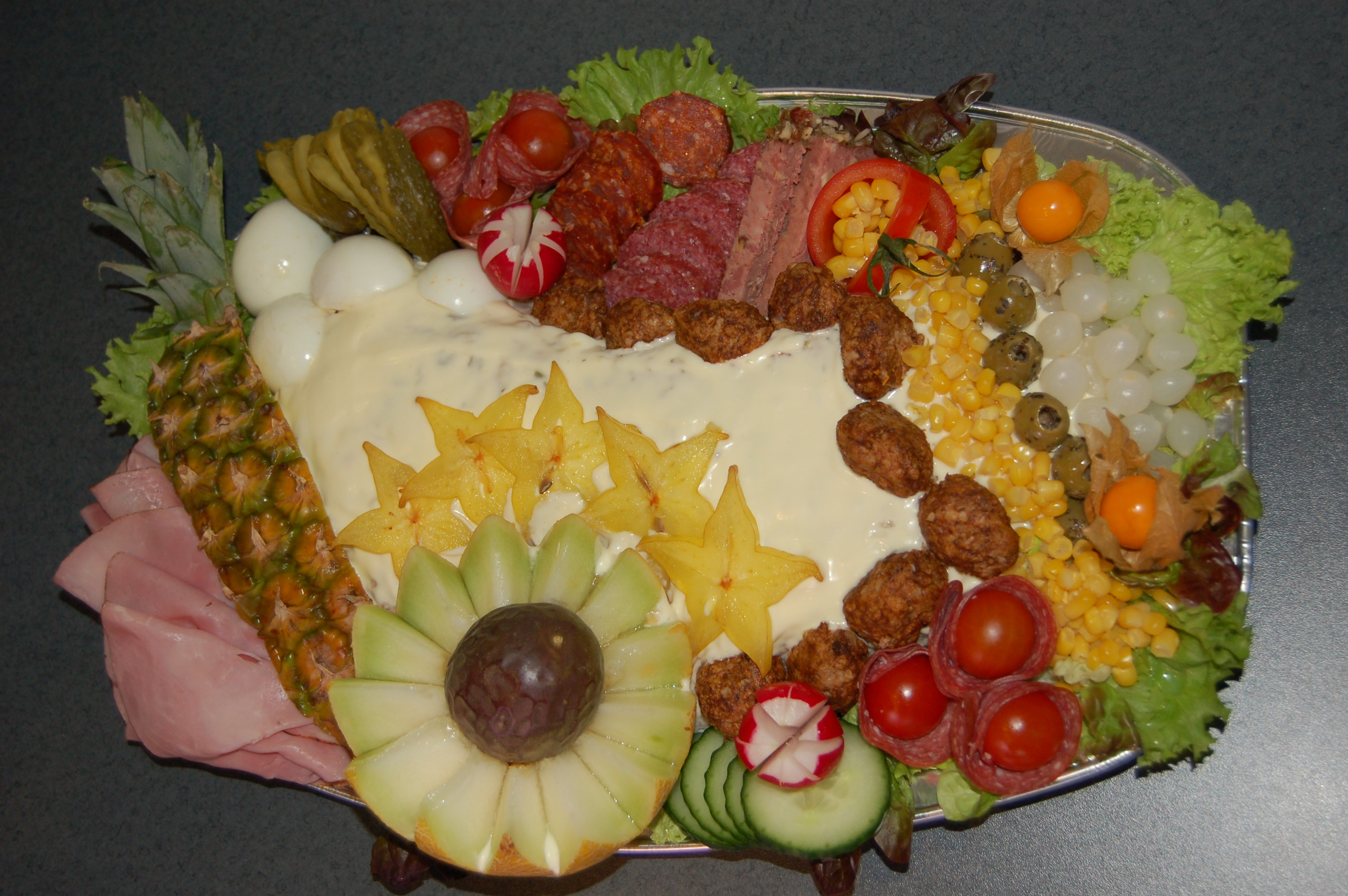 Luxe salade 5